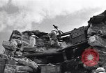 Image of Chinese KMT troops engage Japanese at Teng-Chung, Yunnan province China, 1944, second 4 stock footage video 65675035897