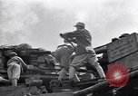 Image of Chinese KMT troops engage Japanese at Teng-Chung, Yunnan province China, 1944, second 7 stock footage video 65675035897