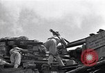 Image of Chinese KMT troops engage Japanese at Teng-Chung, Yunnan province China, 1944, second 11 stock footage video 65675035897