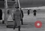 Image of Generals George C Marshall and Albert C Wedemeyer Shanghai China, 1945, second 1 stock footage video 65675035900