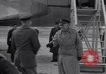 Image of Generals George C Marshall and Albert C Wedemeyer Shanghai China, 1945, second 3 stock footage video 65675035900