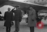 Image of Generals George C Marshall and Albert C Wedemeyer Shanghai China, 1945, second 4 stock footage video 65675035900