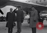 Image of Generals George C Marshall and Albert C Wedemeyer Shanghai China, 1945, second 5 stock footage video 65675035900