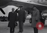 Image of Generals George C Marshall and Albert C Wedemeyer Shanghai China, 1945, second 9 stock footage video 65675035900