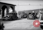 Image of Mexican custom and immigration check point Tijuana Mexico, 1939, second 2 stock footage video 65675035920