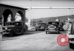 Image of Mexican custom and immigration check point Tijuana Mexico, 1939, second 3 stock footage video 65675035920