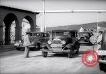 Image of Mexican custom and immigration check point Tijuana Mexico, 1939, second 7 stock footage video 65675035920