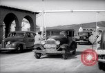 Image of Mexican custom and immigration check point Tijuana Mexico, 1939, second 8 stock footage video 65675035920