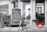 Image of US Customs at Tijuana border Tijuana Mexico, 1939, second 3 stock footage video 65675035921
