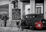 Image of US Customs at Tijuana border Tijuana Mexico, 1939, second 5 stock footage video 65675035921