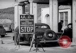 Image of US Customs at Tijuana border Tijuana Mexico, 1939, second 10 stock footage video 65675035921