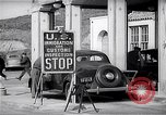Image of US Customs at Tijuana border Tijuana Mexico, 1939, second 12 stock footage video 65675035921