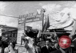 Image of May Day Celebrations Poland, 1952, second 1 stock footage video 65675035930