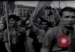 Image of May Day Celebrations Poland, 1952, second 6 stock footage video 65675035930