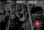Image of May Day Celebrations Poland, 1952, second 7 stock footage video 65675035930