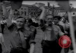 Image of May Day Celebrations Poland, 1952, second 8 stock footage video 65675035930