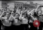 Image of May Day Celebrations Poland, 1952, second 9 stock footage video 65675035930