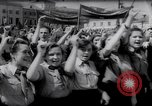 Image of May Day Celebrations Poland, 1952, second 10 stock footage video 65675035930