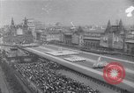 Image of Labour Day celebrations Moscow Russia Soviet Union, 1952, second 1 stock footage video 65675035931