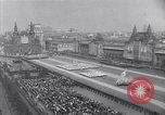 Image of Labour Day celebrations Moscow Russia Soviet Union, 1952, second 2 stock footage video 65675035931
