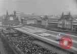 Image of Labour Day celebrations Moscow Russia Soviet Union, 1952, second 4 stock footage video 65675035931