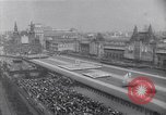Image of Labour Day celebrations Moscow Russia Soviet Union, 1952, second 5 stock footage video 65675035931