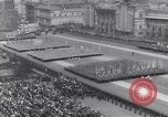 Image of Labour Day celebrations Moscow Russia Soviet Union, 1952, second 7 stock footage video 65675035931