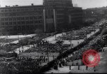 Image of May Day parade Poland, 1952, second 1 stock footage video 65675035932