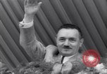 Image of May Day parade Poland, 1952, second 9 stock footage video 65675035932