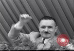 Image of May Day parade Poland, 1952, second 11 stock footage video 65675035932