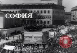 Image of May Day celebrations Bulgaria, 1952, second 3 stock footage video 65675035933