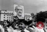 Image of May Day celebrations Bulgaria, 1952, second 12 stock footage video 65675035933