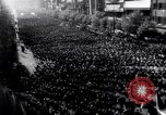 Image of May Day celebration Prague Czechoslovakia, 1952, second 6 stock footage video 65675035934