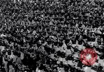 Image of May Day celebration Prague Czechoslovakia, 1952, second 10 stock footage video 65675035934