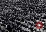 Image of May Day celebration Prague Czechoslovakia, 1952, second 11 stock footage video 65675035934