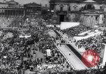 Image of May Day celebrations Berlin East Germany, 1952, second 9 stock footage video 65675035935