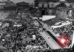 Image of May Day celebrations Berlin East Germany, 1952, second 11 stock footage video 65675035935