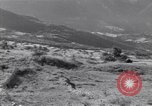 Image of Greek Military soldiers at a frontier Greece, 1948, second 5 stock footage video 65675035936