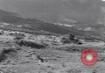 Image of Greek Military soldiers at a frontier Greece, 1948, second 6 stock footage video 65675035936