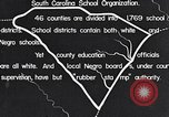 Image of negro school South Carolina United States USA, 1936, second 3 stock footage video 65675035946