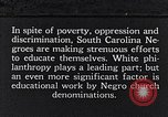 Image of segregated residential schools South Carolina United States USA, 1936, second 1 stock footage video 65675035955