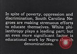 Image of segregated residential schools South Carolina United States USA, 1936, second 8 stock footage video 65675035955