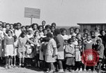 Image of pupils of segregated negro school South Carolina United States USA, 1936, second 3 stock footage video 65675035960