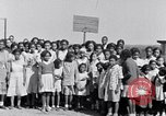 Image of pupils of segregated negro school South Carolina United States USA, 1936, second 4 stock footage video 65675035960