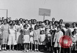 Image of pupils of segregated negro school South Carolina United States USA, 1936, second 5 stock footage video 65675035960
