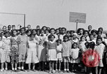 Image of pupils of segregated negro school South Carolina United States USA, 1936, second 6 stock footage video 65675035960