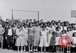 Image of pupils of segregated negro school South Carolina United States USA, 1936, second 8 stock footage video 65675035960