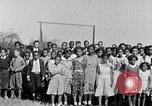 Image of pupils of segregated negro school South Carolina United States USA, 1936, second 9 stock footage video 65675035960