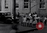Image of bread distribution during great depression Tennessee United States USA, 1936, second 1 stock footage video 65675035962