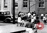 Image of bread distribution during great depression Tennessee United States USA, 1936, second 2 stock footage video 65675035962